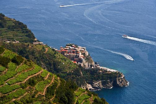 Un sorso di Liguria, vini e abbinamenti tipici