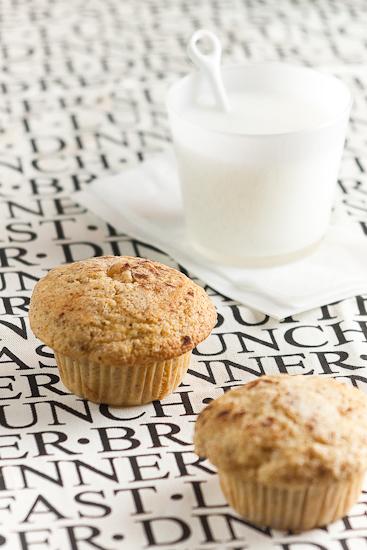 Strudel muffin. Prova n. 2