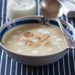 zuppa finocchi e patate