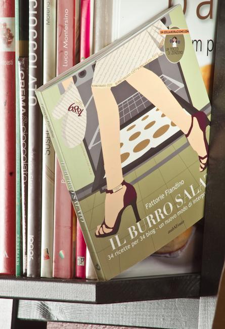 Una sorpresa per me: il libro sul burro salato delle Fattorie Fiandino!