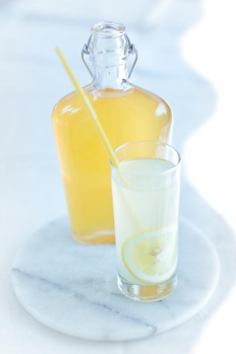 Homemade Lemonsoda: una bibita fané