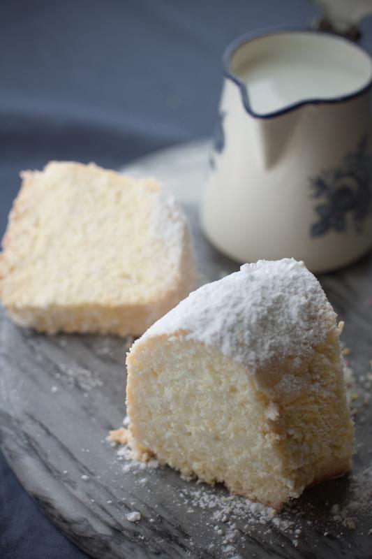 Torta Margherita, la cremasca