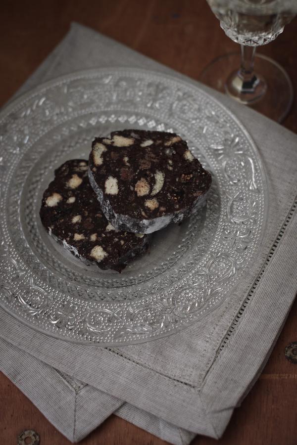 Salame di cioccolato, ma buono