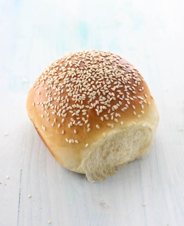 I Burger buns più buoni del mondo