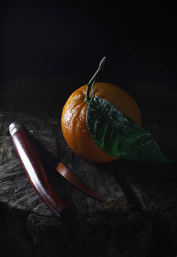 Il pesto agli agrumi di Filippo La Mantia