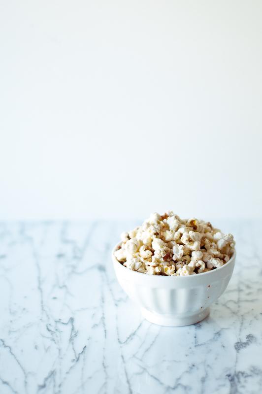 Pop corn affumicati